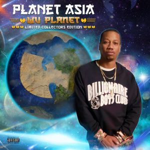 Planet Asia - Wu Planet Mixtape