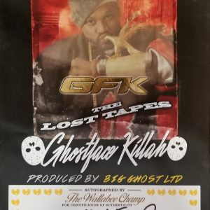 Ghostface Killah Poster